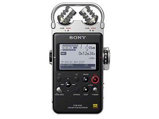 SONY/ソニー PCM-D100  リニアPCMレコーダー 32GB フラッシュメモリー内蔵