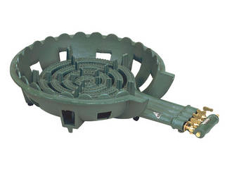 鋳物コンロ TS-440P 13A
