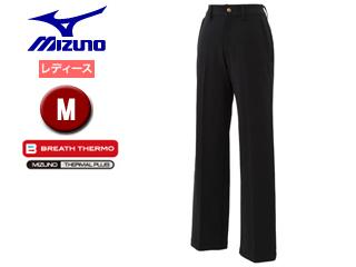 mizuno/ミズノ A2JF6701-09 ブレスサーモ ノンストレスパンツ レディース 【M】 (ブラック)