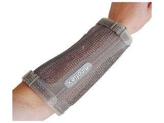 ニロフレックス ニロフレックス メッシュ腕カバー(1枚)L ステンレス