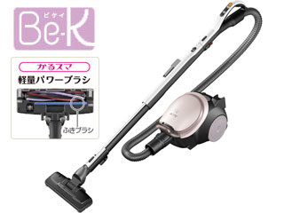 MITSUBISHI/三菱 TC-GXG7P-C 紙パック式掃除機 Be-K/ビケイ (アイボリー)