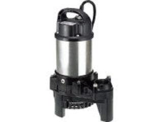 TSURUMI/鶴見製作所 樹脂製汚水用水中ポンプ 50Hz 40PSF2.4S 50HZ
