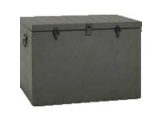 ALINCO/アルインコ 万能アルミ製BOX ODグリーン色 BXA065GR