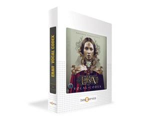 BEST SERVICE ERA II VOCAL CODEX / BOX(エラ2・ボーカル・コーデックス / BOX)【 ERA2VC】