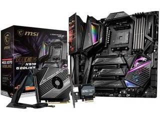 MSI/エムエスアイ X570チップセット搭載Extended ATXマザーボード MEG X570 GODLIKE