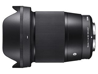 SIGMA/シグマ 16mm F1.4 DC DN Contemporary キヤノン EF-Mマウント CANONマウント