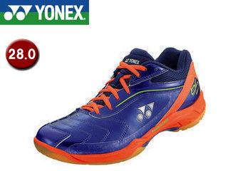 YONEX/ヨネックス SHB65-39 パワークッション65 バドミントンシューズ 【28.0】 (パープル)
