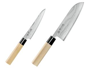 YOKOYAMA/よこやま ETW3000 燕人の匠 三徳包丁165mm&ペティナイフ130mm