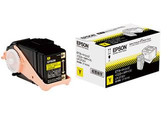 EPSON/エプソン LP-S6160用 トナーカートリッジ/イエロー/Mサイズ(印刷可能ページ:約3700ページ) LPC3T35Y