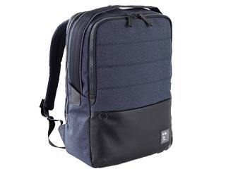 8bc51b56cff6 NAVA DESIGN/ナヴァ デザイン PC対応□バッグパック【ブルー】15.6インチ対応