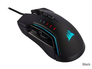 CORSAIR/コルセア GLAIVE RGB PRO Mouse Black CH-9302211-AP