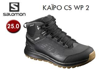 SALOMON/サロモン L39059000 KAIPO CS WP 2 ウィンターシューズ メンズ 【25.0】