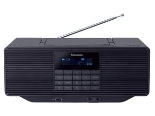 Panasonic/パナソニック RX-D70BT-K(ブラック) ポータブルステレオCDシステム