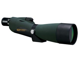 82mmの大口径!カメラ装着で野鳥や小動物の表情まで映し出す超望遠撮影が可能! Vixen/ビクセン 18072-1 ジオマII ED82-S