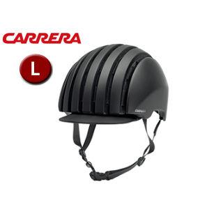 CARRERA/カレラ FOLDABLE CRIT シティバイクヘルメット 【Lサイズ(M/L)】 (Matte Black)