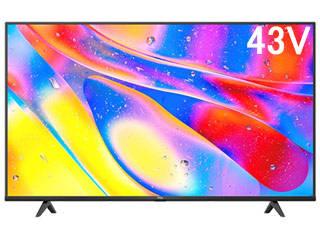 TCL 【梱包B級品特価】43P615 43型 Androidシステム搭載4K液晶テレビ