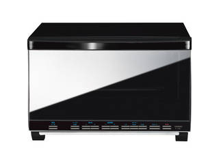 ツインバード ツインバード ミラーガラスオーブントースター    TS-4057B