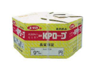 yutaka/ユタカメイク KPメーターパックロープ 9mm×200m KMP-9