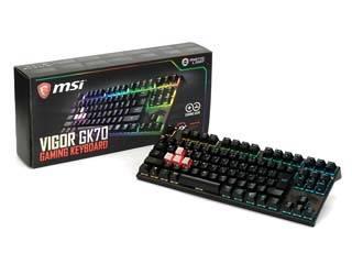 MSI MSI Vigor GK70 CS JP GAMING キーボード Vigor GK70 CS JP