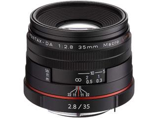 超お得なセットも有ります! PENTAX/ペンタックス HD PENTAX-DA 35mmF2.8 Macro Limited(ブラック) マクロレンズ pentaxlenscb2018