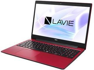 NEC 納期未定 Core i7搭載15.6型ノートPC ラヴィ LAVIE Smart NS PC-SN186NFDF-C カームレッド 単品購入のみ可(取引先倉庫からの出荷のため) クレジットカード決済 代金引換決済のみ