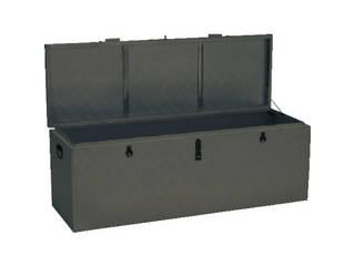 ALINCO/アルインコ 万能アルミ製BOX ODグリーン色 BXA135GR