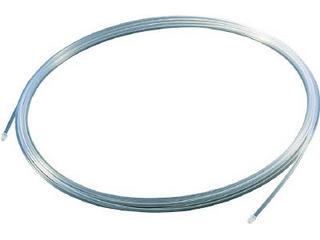 TRUSCO/トラスコ中山 フッ素樹脂チューブ 内径4mmX外径6mm 長さ20m TPFA6-20