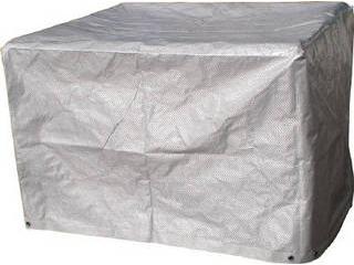 TRUSCO/トラスコ中山 スーパー遮熱パレットカバー1500X1500XH1300 TPSS-15A