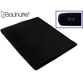 Bauhutte/バウヒュッテ 【代引不可】BBR-250-BK 部屋ごとベッドラグ 【200×250cm 約3畳】 (ブラック)