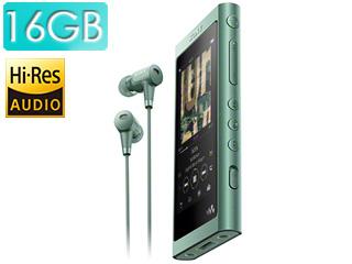 SONY/ソニー NW-A55HN-G (ホライズングリーン) 16GB ウォークマンAシリーズ(メモリータイプ) ヘッドホン同梱