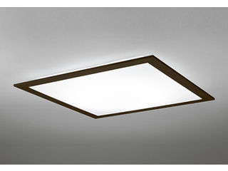 ODELIC/オーデリック OL251397BC LEDシーリングライト エボニーブラウン【~10畳】【Bluetooth 調光・調色】※リモコン別売