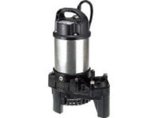 TSURUMI/鶴見製作所 樹脂製汚水用水中ポンプ 50Hz 40PSF2.450HZ