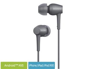 SONY/ソニー IER-H500A-B(グレイッシュブラック) h.ear in 2 密閉型インナーイヤーレシーバー