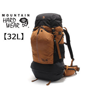 MOUNTAIN HARDWEAR/マウンテンハードウェア OE2072-236 ブラックテイル32 バックパック 【R/32L】 (Golden Brown)