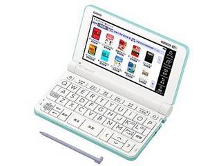 カシオ計算機 電子辞書 EX-word XD-SX3800(220コンテンツ/小中学生モデル/グリーン) XD-SX3800-GN