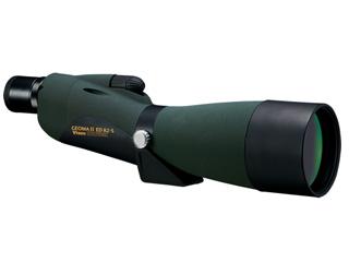 82mmの大口径!カメラ装着で野鳥や小動物の表情まで映し出す超望遠撮影が可能! Vixen/ビクセン 18073-8 ジオマII ED82-Sセット