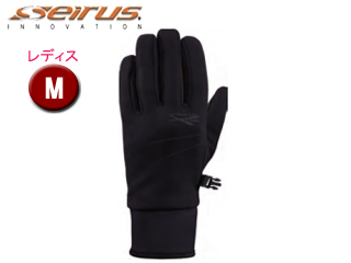 SEIRUS/セイラス 16373 ゴアテックス エキストリーム オールウェザーグローブ レディス 【M】 (ブラック)