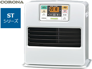 【PSC対応品】 CORONA/コロナ FH-ST3618BY(W) 石油ファンヒーター【STシリーズ】パールホワイト 【メーカー3年保証】