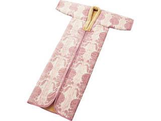日本製 遠赤わた入りマイヤー毛布夜着  YG-20