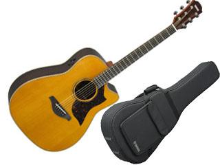 YAMAHA/ヤマハ A3R ARE (VN/ヴィンテージナチュラル)  【エレアコギター】【ケースセット!】【Aシリーズ】