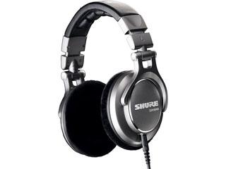 【国内正規品】 SHURE/シュアー SRH940 リファレンス・スタジオ・ヘッドフォン