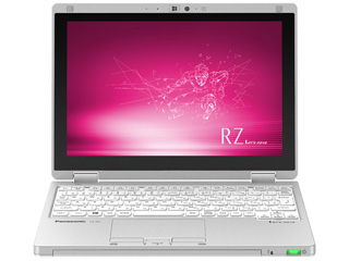 Panasonic/パナソニック 10.1型ノートPC Let's note RZ8