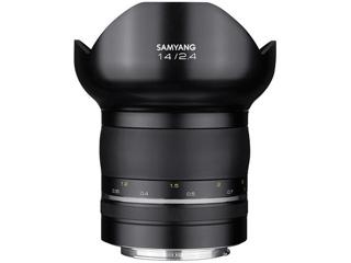 SAMYANG/サムヤン XP14mm F2.4 キヤノンEF マウント Canon EF用 フルサイズ 【お洒落なクリーニングクロスプレゼント!】