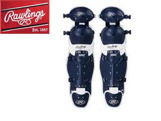 【史上最も激安】 Rawlings/ローリングス CLR5950-N/W 軟式用キャッチャーレガース CLR5950-N/W トリプルカップ (ネイビー×ホワイト), アゲオシ:03689905 --- daiteirigor.xyz