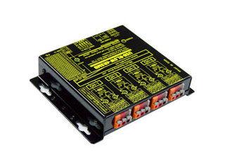 システムサコム工業 USBリレースイッチユニット 独立4ch/メイク(A)/ブレーク(B)接点 両用 USB-RLSW-4RSMB