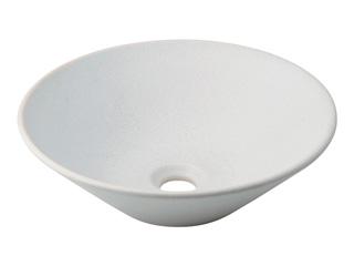 KAKUDAI/カクダイ 493-037-W 丸型手洗器 (月白)