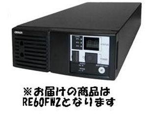 OMRON/オムロン 交流安定化電源装置(CVCF)/600VA(480W) RE60FW2