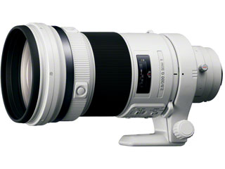 SONY/ソニー SAL300F28G2 望遠レンズ 300mm F2.8 G SSM II