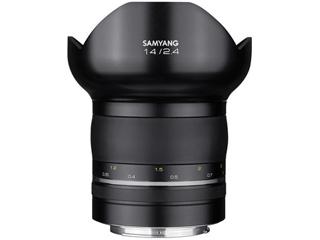 SAMYANG/サムヤン XP14mm F2.4 ニコンFマウント フルサイズ 【お洒落なクリーニングクロスプレゼント!】