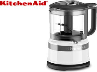 KitchenAid/キッチンエイド 9KFC3516-WH ミニフードプロセッサー 3.5カップ ホワイト